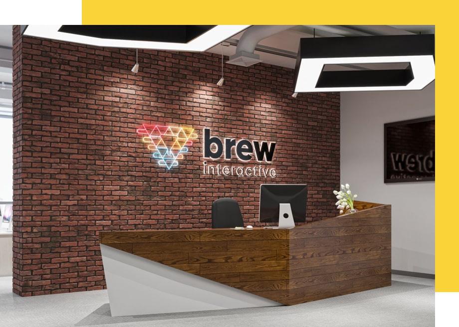 digital marketing agency office
