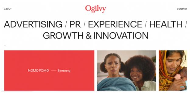 ogilvy advertising website